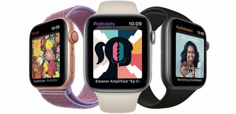 Cómo realizar una captura de pantalla en el Apple Watch