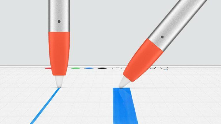 Logitech Crayon; La alternativa al Apple Pencil a precio reducido