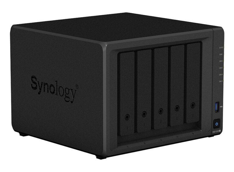 Synology presenta la nueva unidad DS1520+, la más completa de la gama Plus