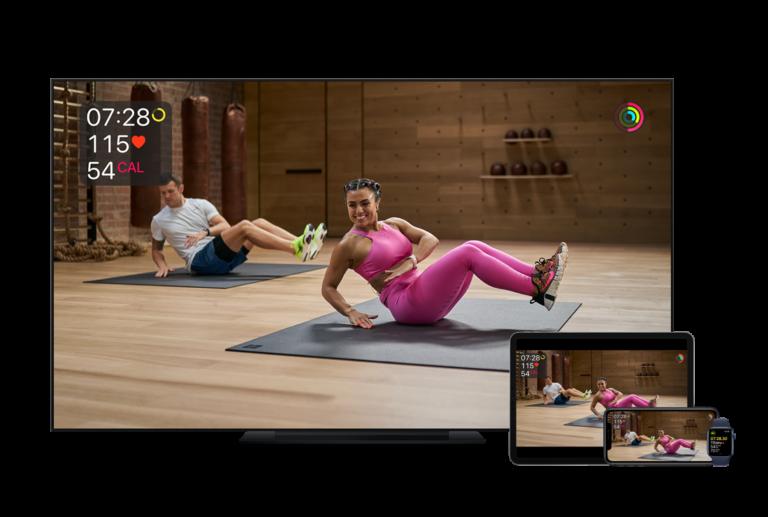 Nuevo Apple Fitness+