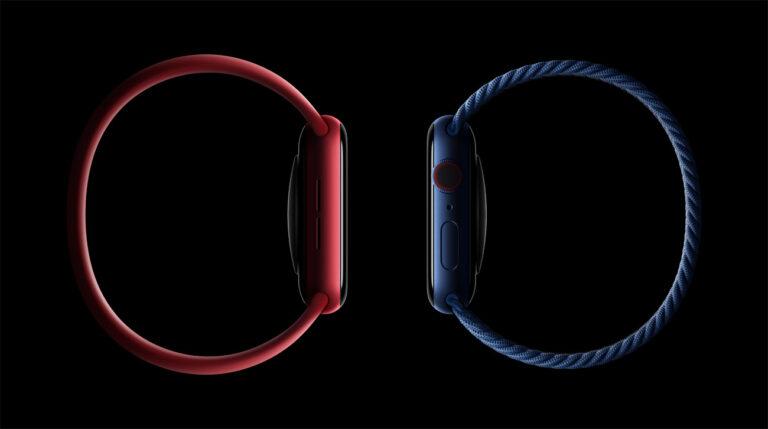 Apple presenta el nuevo Apple Watch Series 6